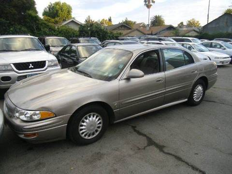 2003 Buick LeSabre for sale at Crow`s Auto Sales in San Jose CA