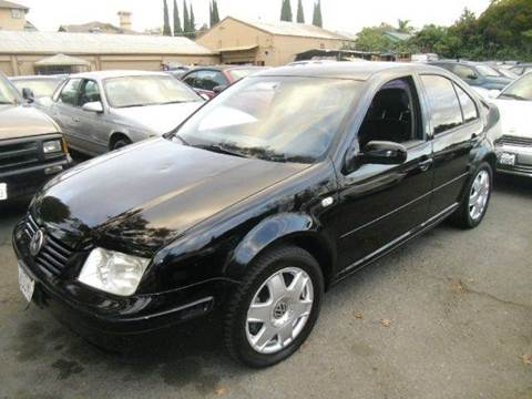 2001 Volkswagen Jetta for sale at Crow`s Auto Sales in San Jose CA