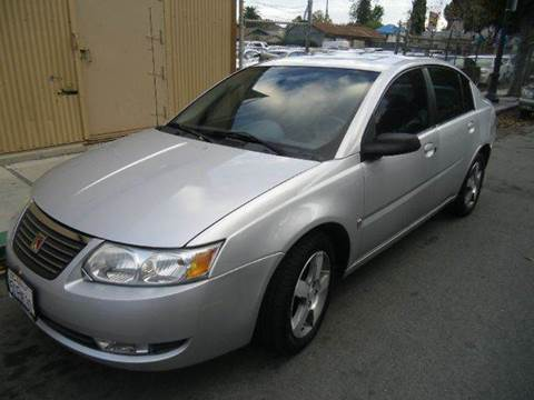 2006 Saturn Ion for sale at Crow`s Auto Sales in San Jose CA