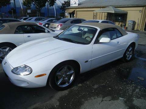 1998 Jaguar XK-Series for sale at Crow`s Auto Sales in San Jose CA