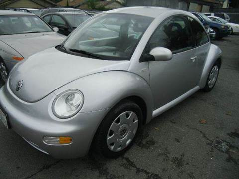 2001 Volkswagen New Beetle for sale at Crow`s Auto Sales in San Jose CA