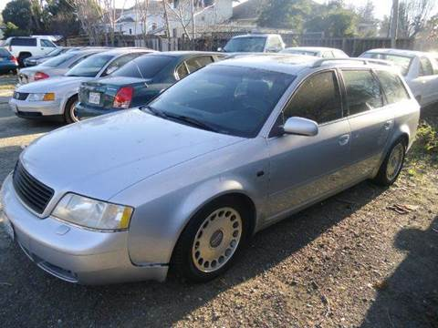 1999 Audi A6 for sale at Crow`s Auto Sales in San Jose CA