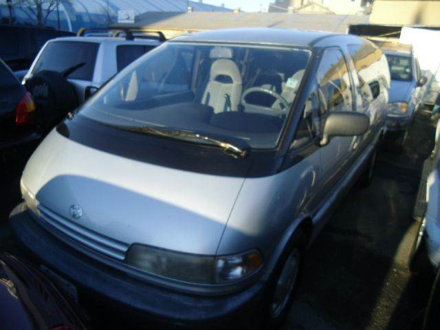 1991 Toyota Previa for sale at Crow`s Auto Sales in San Jose CA