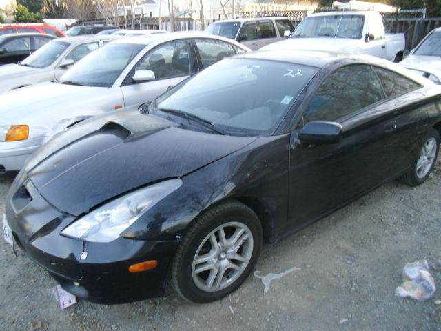 2000 Toyota Celica for sale at Crow`s Auto Sales in San Jose CA