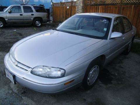 1995 Chevrolet Lumina for sale at Crow`s Auto Sales in San Jose CA