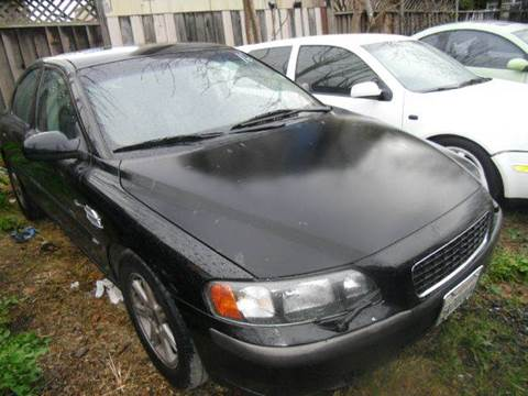 2001 Volvo S60 for sale at Crow`s Auto Sales in San Jose CA