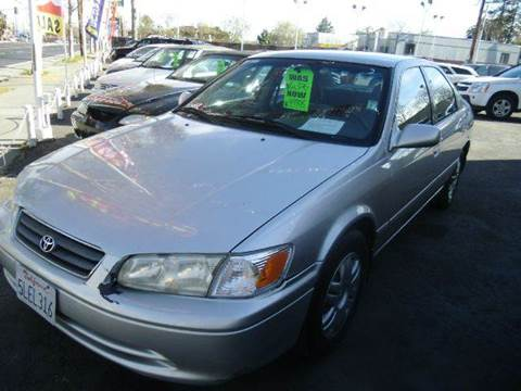 2001 Toyota Camry for sale at Crow`s Auto Sales in San Jose CA