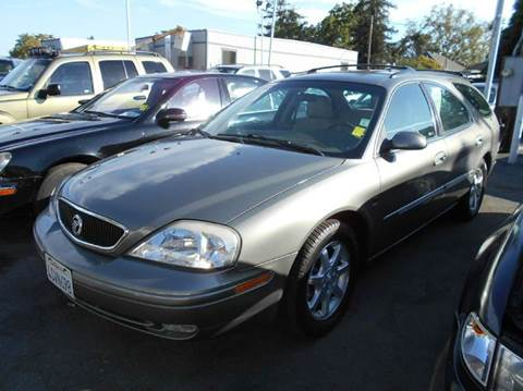 2001 Mercury Sable for sale at Crow`s Auto Sales in San Jose CA