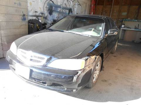 2001 Acura TL for sale at Crow`s Auto Sales in San Jose CA