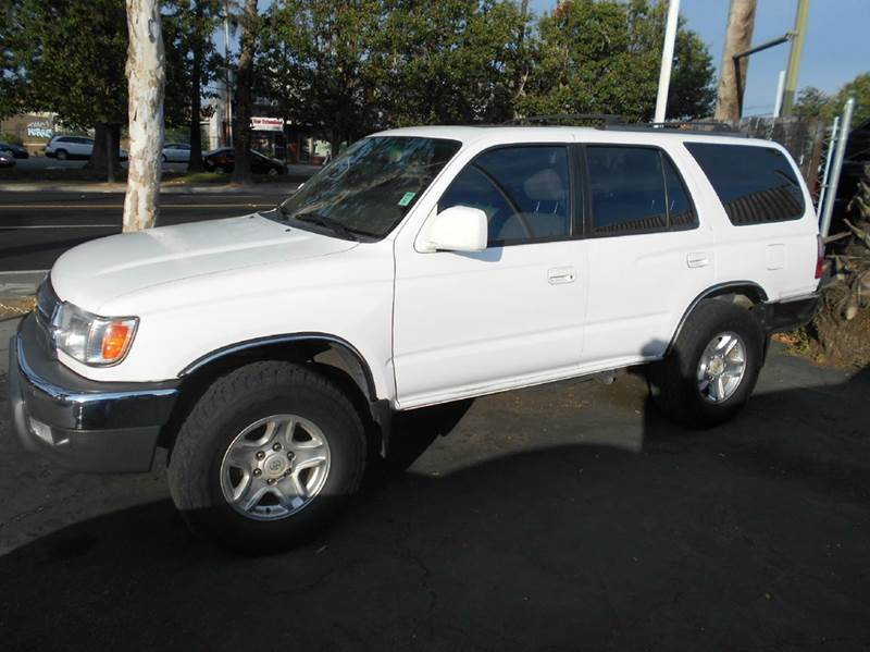 Crows Auto Sales >> 2002 Toyota 4Runner SR5 4WD 4dr SUV In San Jose CA - Crow ...