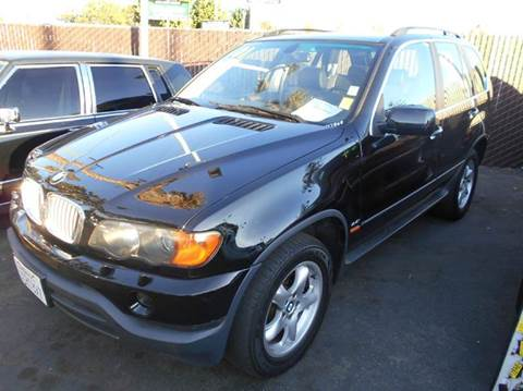 2001 BMW X5 for sale at Crow`s Auto Sales in San Jose CA