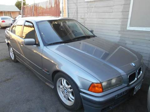 1995 BMW 3 Series for sale at Crow`s Auto Sales in San Jose CA