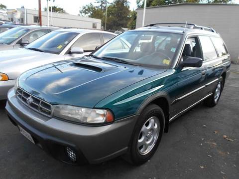 1997 Subaru Legacy for sale at Crow`s Auto Sales in San Jose CA