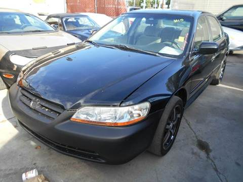 2001 Honda Accord for sale at Crow`s Auto Sales in San Jose CA