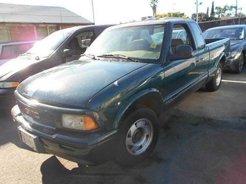 1996 GMC Sonoma for sale at Crow`s Auto Sales in San Jose CA