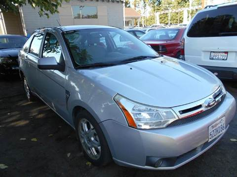 2008 Ford Focus for sale at Crow`s Auto Sales in San Jose CA