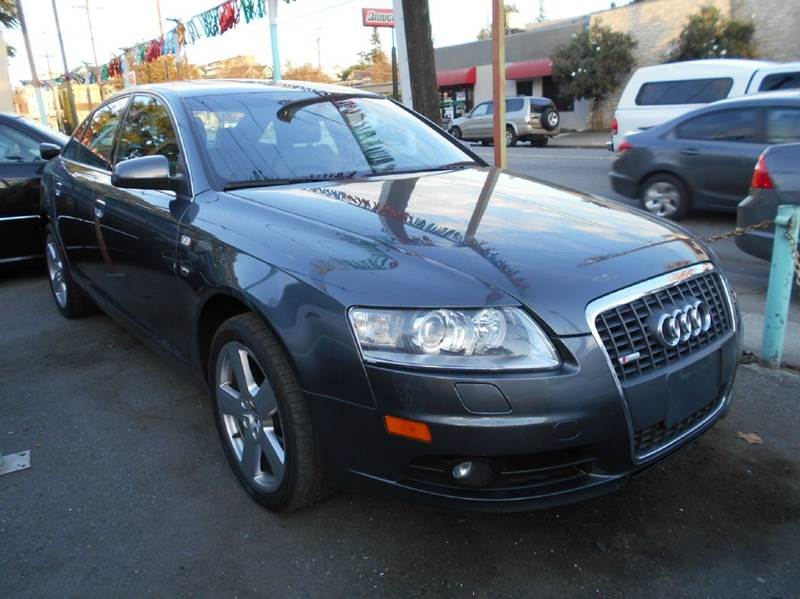 2005 AUDI ALLROAD QUATTRO BASE AWD 4DR TURBO WAGON charcoal abs - 4-wheel anti-theft system - al