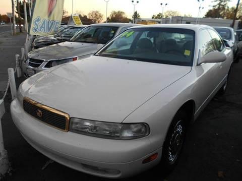 1994 Mazda 929 for sale at Crow`s Auto Sales in San Jose CA