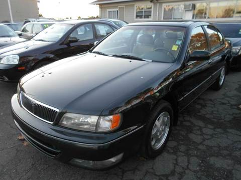 1998 Infiniti I30 for sale at Crow`s Auto Sales in San Jose CA