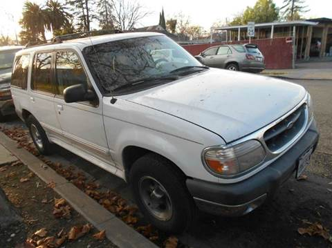 2000 Ford Explorer for sale at Crow`s Auto Sales in San Jose CA