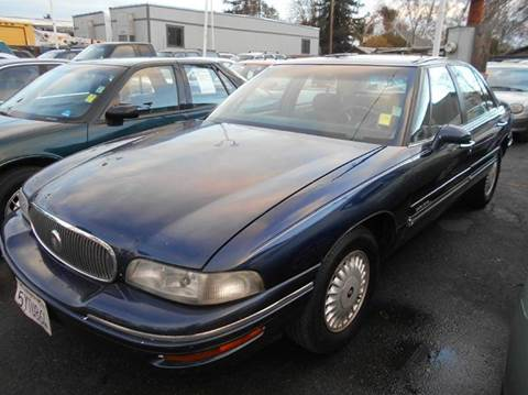1998 Buick LeSabre for sale at Crow`s Auto Sales in San Jose CA
