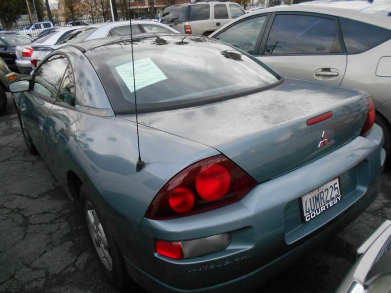2001 Mitsubishi Eclipse RS 2dr Hatchback In San Jose CA ...