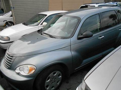 2009 Chrysler PT Cruiser for sale at Crow`s Auto Sales in San Jose CA