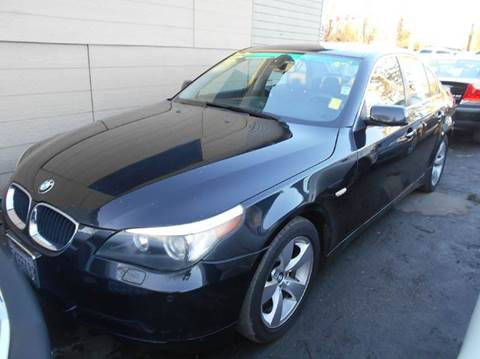 2004 BMW 5 Series for sale at Crow`s Auto Sales in San Jose CA