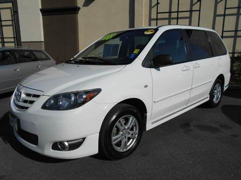 2004 Mazda MPV for sale at Crow`s Auto Sales in San Jose CA