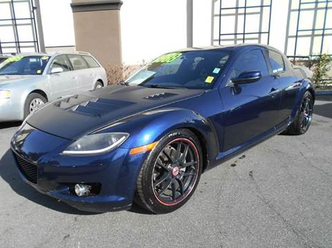2007 Mazda RX-8 for sale at Crow`s Auto Sales in San Jose CA