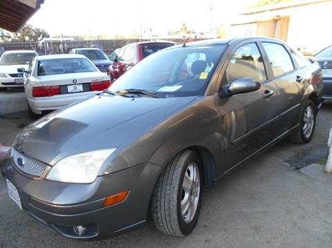 2010 Ford Focus for sale at Crow`s Auto Sales in San Jose CA