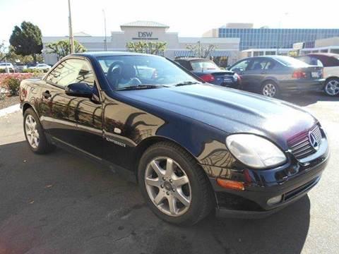 1998 Mercedes-Benz SLK for sale in San Jose, CA