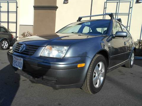 2003 Volkswagen Jetta for sale at Crow`s Auto Sales in San Jose CA