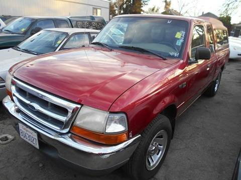 1999 Ford Ranger for sale at Crow`s Auto Sales in San Jose CA
