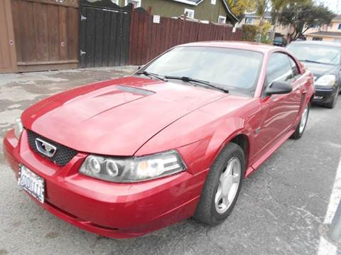 2000 Ford Mustang for sale at Crow`s Auto Sales in San Jose CA