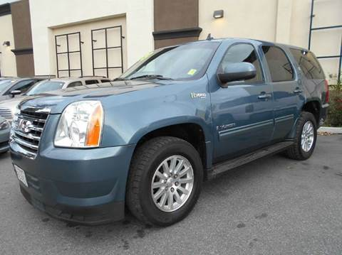2009 GMC Yukon for sale at Crow`s Auto Sales in San Jose CA