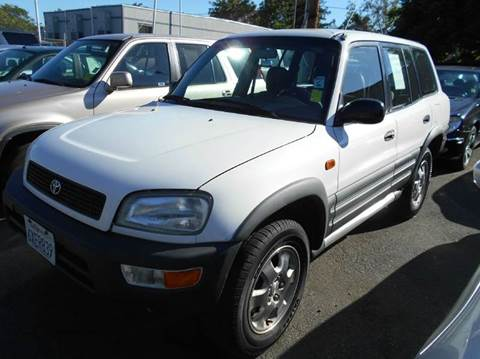 1997 Toyota RAV4 for sale at Crow`s Auto Sales in San Jose CA