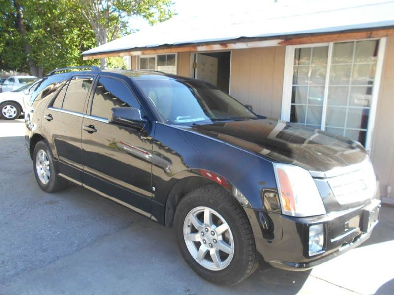 2006 CADILLAC SRX BASE 4DR SUV WV6 black abs - 4-wheel antenna type - diversity anti-theft sys