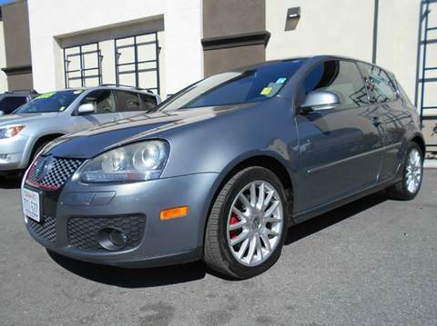 2006 Volkswagen GTI for sale at Crow`s Auto Sales in San Jose CA