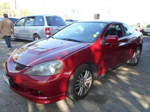 2005 Acura RSX for sale at Crow`s Auto Sales in San Jose CA