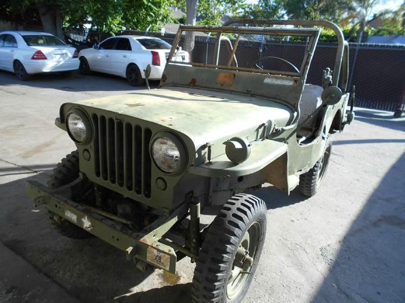 1946 JEEP JEEP green 0 miles VIN 11111111111111946