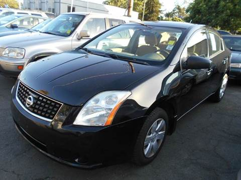 2009 Nissan Sentra for sale at Crow`s Auto Sales in San Jose CA