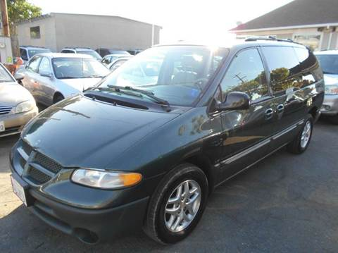 2000 Dodge Grand Caravan for sale at Crow`s Auto Sales in San Jose CA