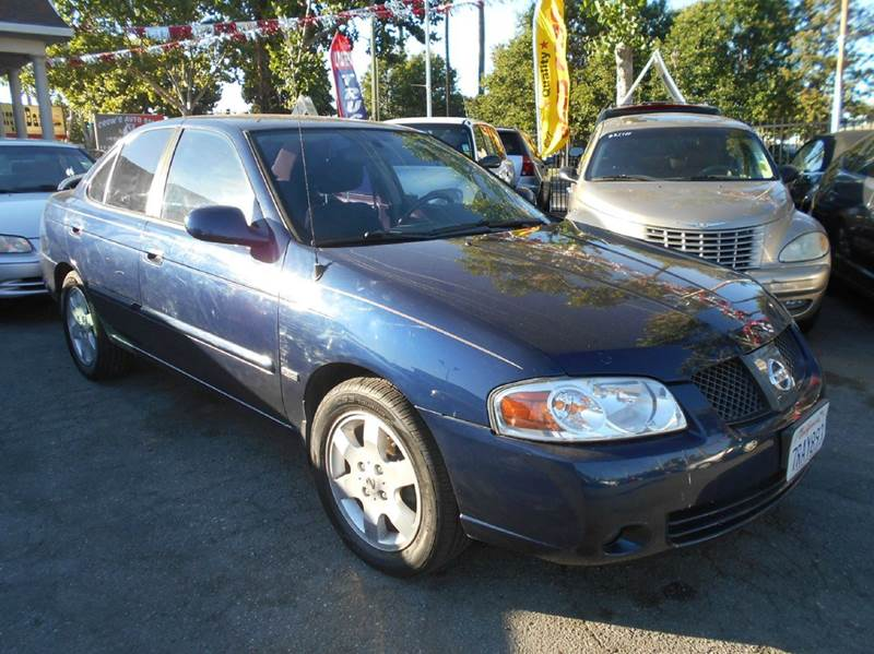 2005 NISSAN SENTRA SE blue 0 miles VIN 3N1BC51D15L490998