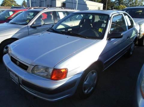 1997 Toyota Tercel for sale in San Jose, CA