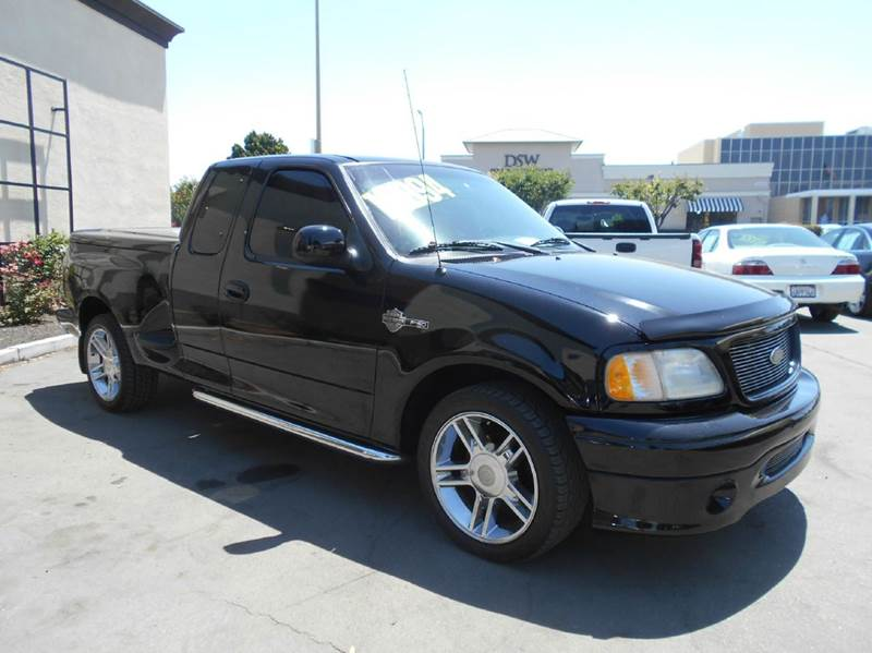 2000 ford f 150 4dr harley davidson extended cab stepside sb in vehicle options sciox Image collections
