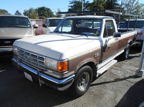 1988 Ford F-150 for sale in San Jose, CA