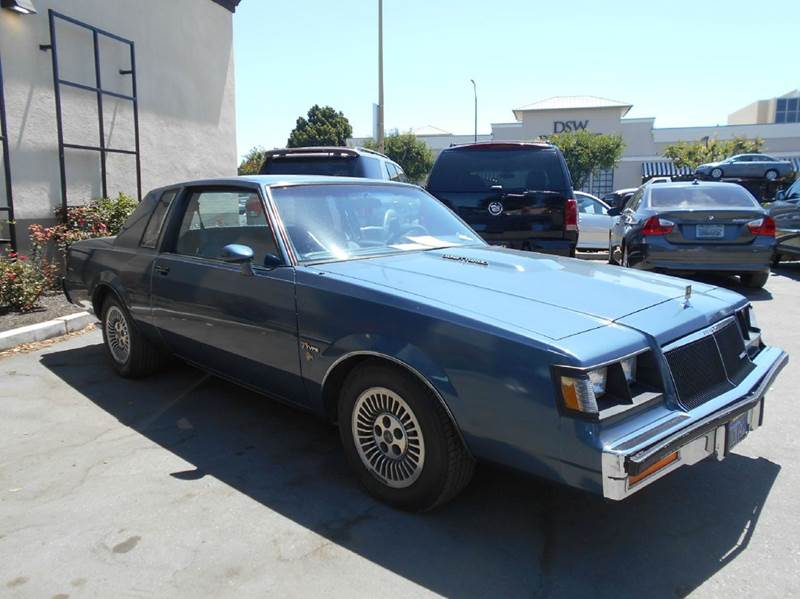 t sale classic buick type regal for