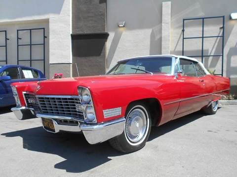 Used 1967 Cadillac DeVille For Sale in Maryland - Carsforsale.com