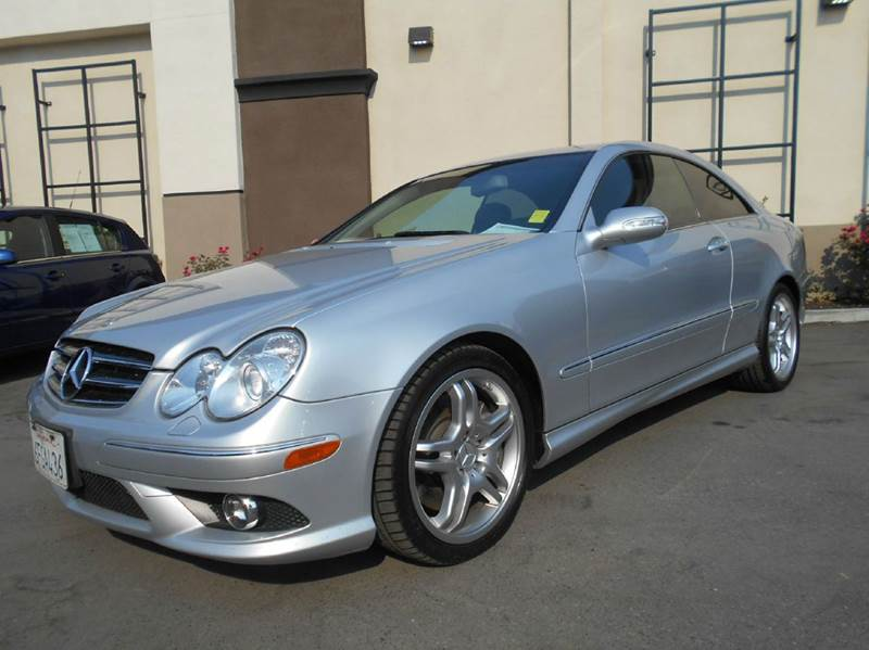 2008 MERCEDES-BENZ CLK CLK550 2DR COUPE silver 2-stage unlocking doors abs - 4-wheel active hea